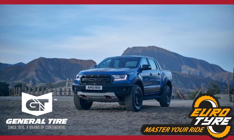 Ford Ranger Raptor: Special Edition ra mắt thị trường Châu Âu