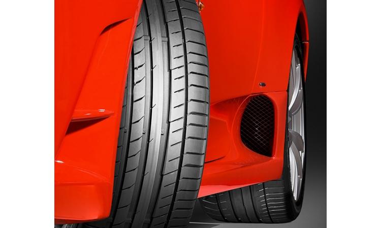 Continental Tires ra mắt lốp cho xe sang tại Việt Nam