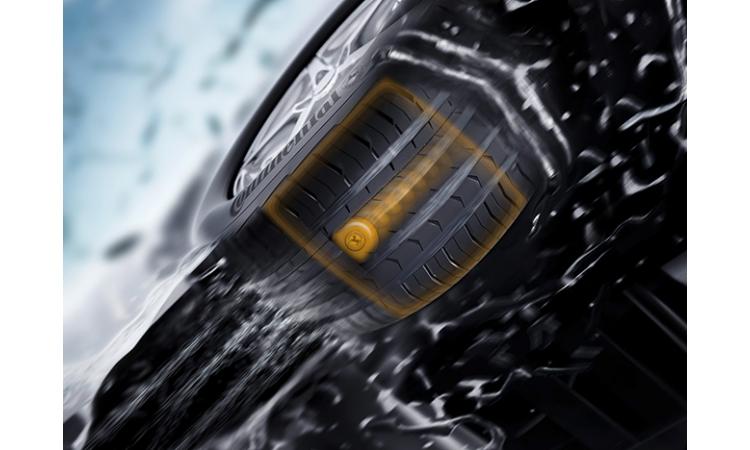 Công nghệ lốp xe thông minh Continetal
