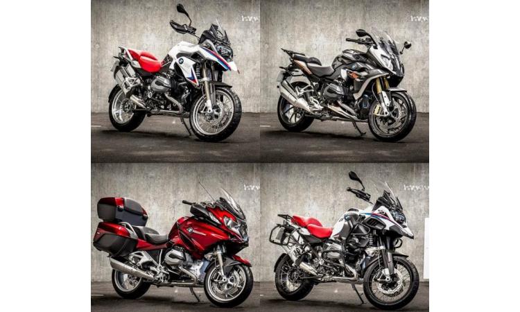 Phiên bản đặc biệt của 4 dòng sản phẩm nhằm kỉ niệm dấu mốc tròn 100 tuổi của thương hiệu BMW.
