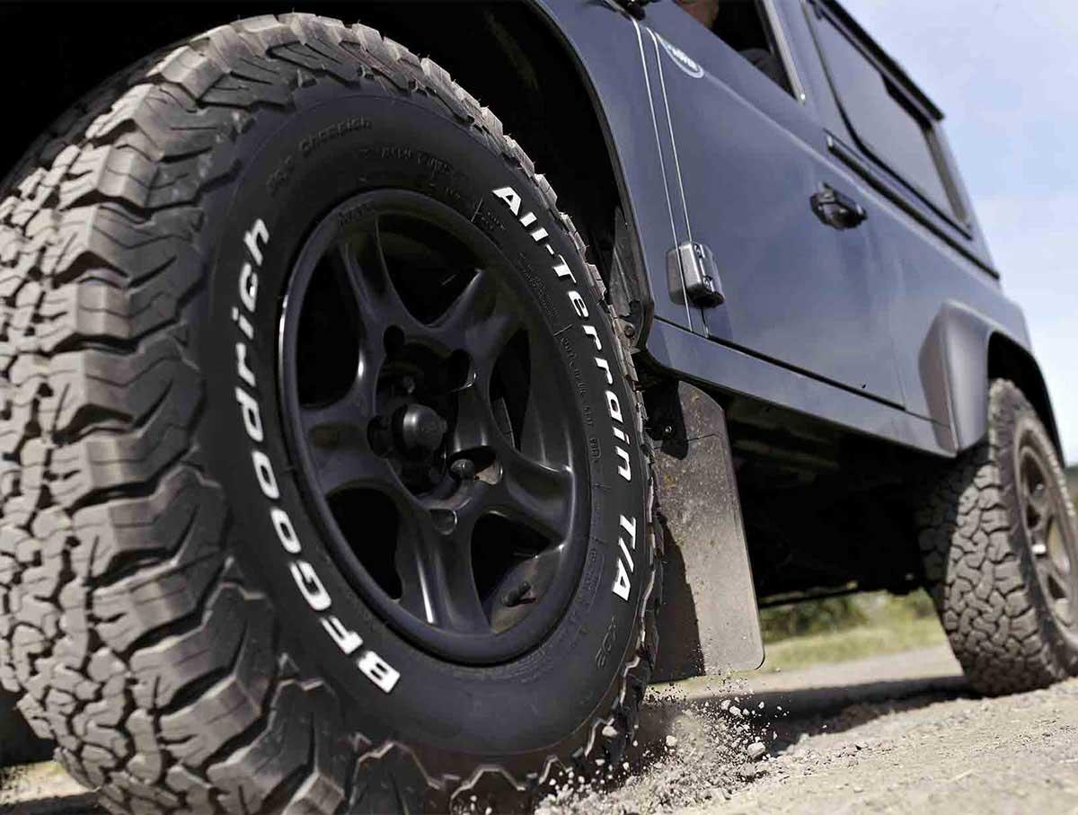 Tìm hiểu ý nghĩa những ký hiệu trên lốp xe