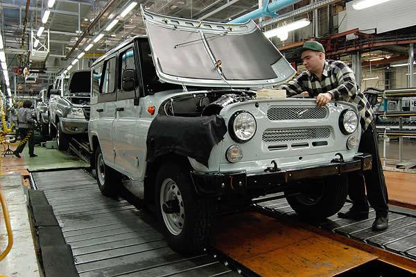 Các mẫu xe của Nga mà người Mỹ phát thèm