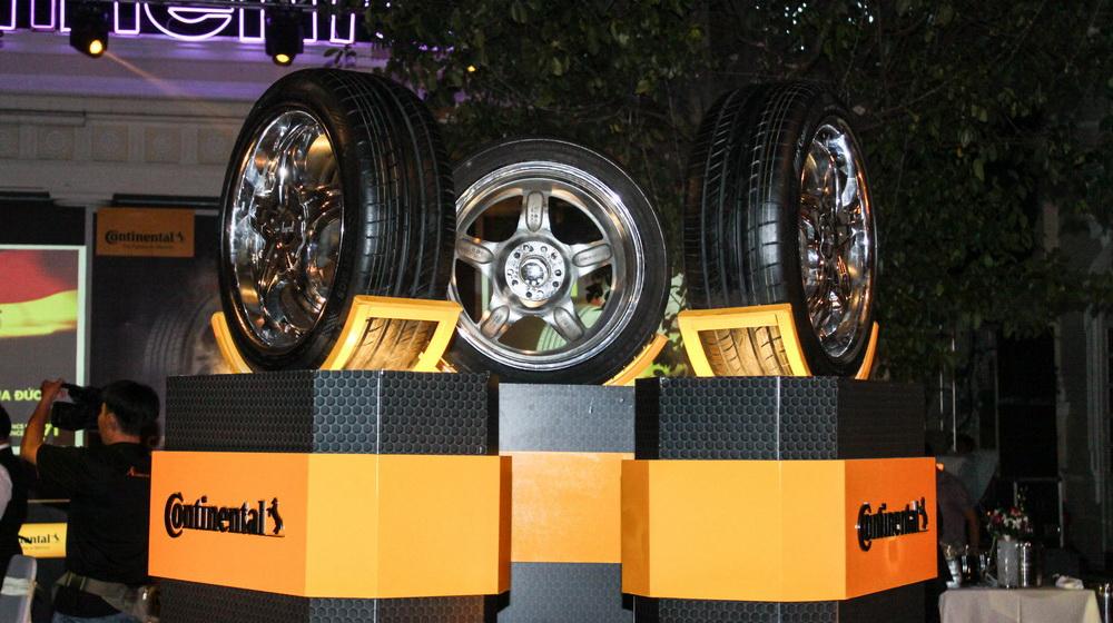 Một số công nghệ mới được đưa vào ứng dụng trong lốp xe